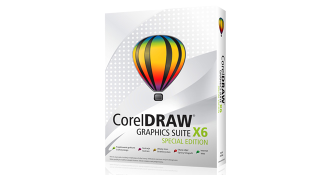 CorelDRAW® Graphics Suite X6 Special Edition